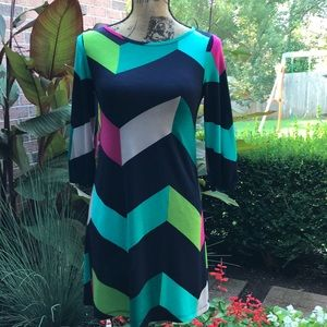 Auditions Colorful Light Dress Tunic